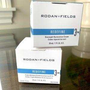 R+F Redefine AM/PM Cream Set